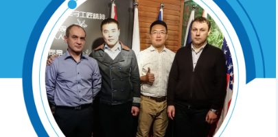 Customers from Russian come to our company for the solution for conveyor system of mining industry