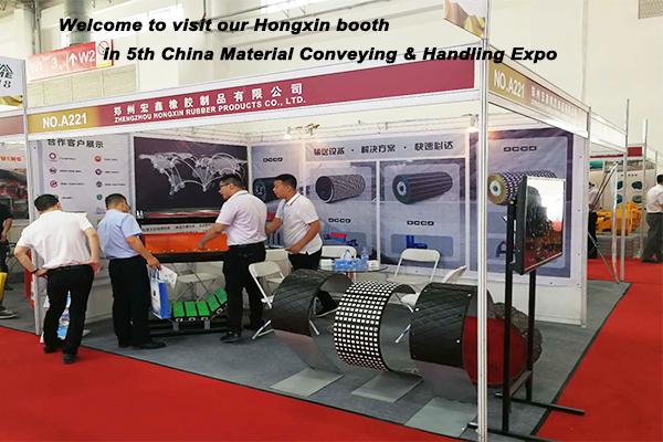 First Day in Mining Expo China